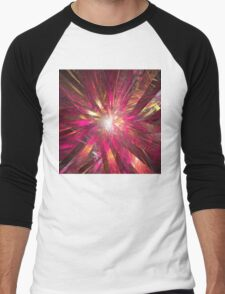 Starburst Men's Baseball ¾ T-Shirt