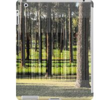 A Stand of Pines iPad Case/Skin
