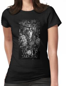 The Trespasser - Dragon Age Womens Fitted T-Shirt