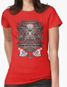 Winya No. 57 Womens Fitted T-Shirt