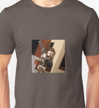Lego Brick Grimes Unisex T-Shirt