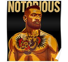 Notorious - Mcgregor Poster