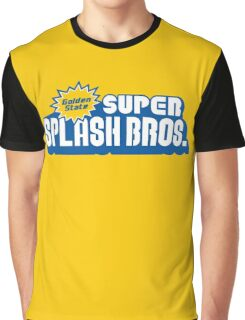 Super Splash Bros. Graphic T-Shirt