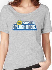 Super Splash Bros. Women's Relaxed Fit T-Shirt