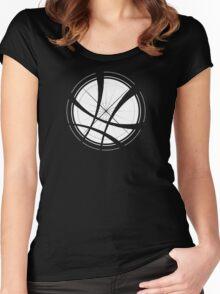 Sanctum Sanctorum Women's Fitted Scoop T-Shirt