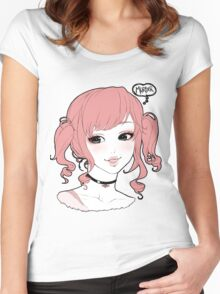More than Meets the Eye Women's Fitted Scoop T-Shirt