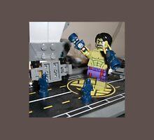Lego Marvel's Hulk Helicarrier Attack Unisex T-Shirt