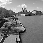 Paris in the Spring by Alex Cassels