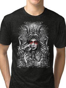 Winya No. 55 Tri-blend T-Shirt