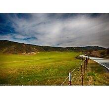 Airline Highway Photographic Print