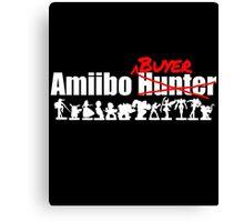 Amiibo Buyer Tee for former Amiibo Hunters Canvas Print