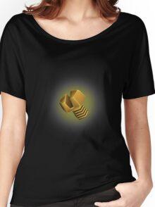 Golden bolt Women's Relaxed Fit T-Shirt