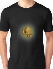 Golden bolt Unisex T-Shirt