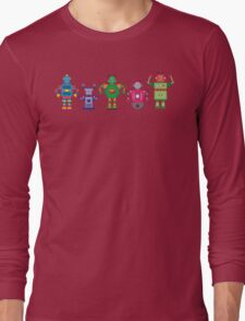 androids Long Sleeve T-Shirt