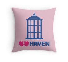 Cosplay Havens Lantern Throw Pillow