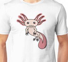 Chibi Axolotl Unisex T-Shirt