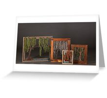 Willow Tree 4 Seasons Collection Greeting Card