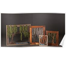 Willow Tree 4 Seasons Collection Poster