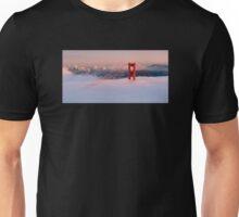 Fog on the Golden Gate Unisex T-Shirt
