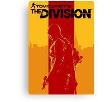 Tom Clancy's The Division Canvas Print