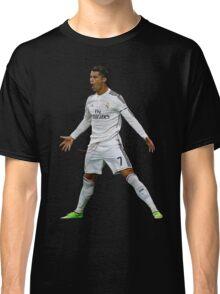 CR7, Cristiano Ronaldo, Cristiano, Ronaldo, oro, portugal, 7 Classic T-Shirt