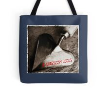Archaeology Rocks Tote Bag