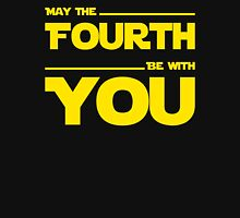 May The Fourth Be With You - Stars Wars Parody for Geeks T-Shirt