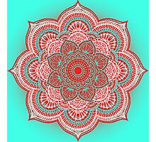 Mandala Lorana China Photographic Print