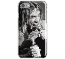 Iggy Pop iPhone Case/Skin