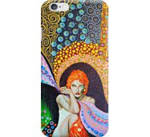 Clary with Orange Hair iPhone Case/Skin