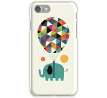 Fly High And Dream Big iPhone Case/Skin
