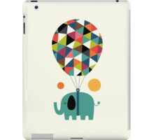 Fly High And Dream Big iPad Case/Skin