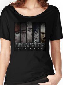 Monster Bigbang Women's Relaxed Fit T-Shirt