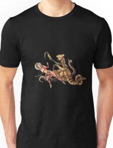Mantapus Retro Monster Unisex T-Shirt