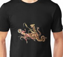 Mantapus Retro Monster Unisex T-Shirt