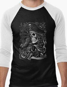Winya No. 52 Men's Baseball ¾ T-Shirt