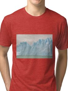 Sky Glacier Water Tri-blend T-Shirt