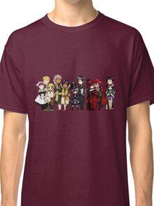 Black Butler Cast Classic T-Shirt