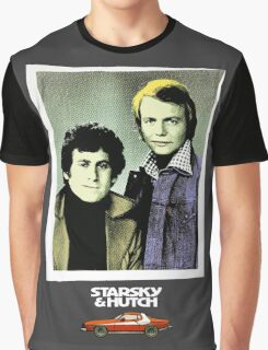 Starsky & Hutch Graphic T-Shirt