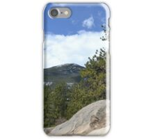 almost at the continental divide iPhone Case/Skin