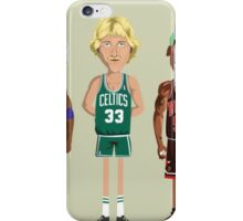 Basketball Classics iPhone Case/Skin