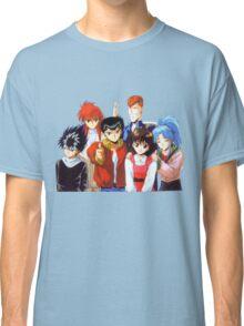 Yu Yu Hakusho group Classic T-Shirt