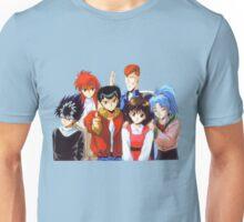 Yu Yu Hakusho group Unisex T-Shirt