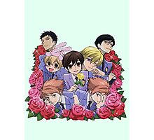 Ouran Highschool Host Club Photographic Print