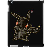Pokemon Pikachu Maze iPad Case/Skin
