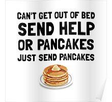 Send Pancakes Poster