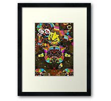TH116 Framed Print