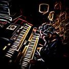 Night Keys by Steve Walser