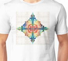 Pattern Art - Color Fusion Design 1 By Sharon Cummings Unisex T-Shirt