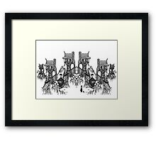 TH118 Framed Print